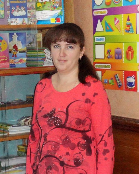 Голубничая Вера Николаевна