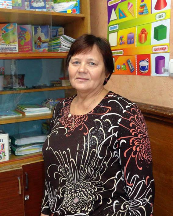 Воробьёва Тамара Николаевна