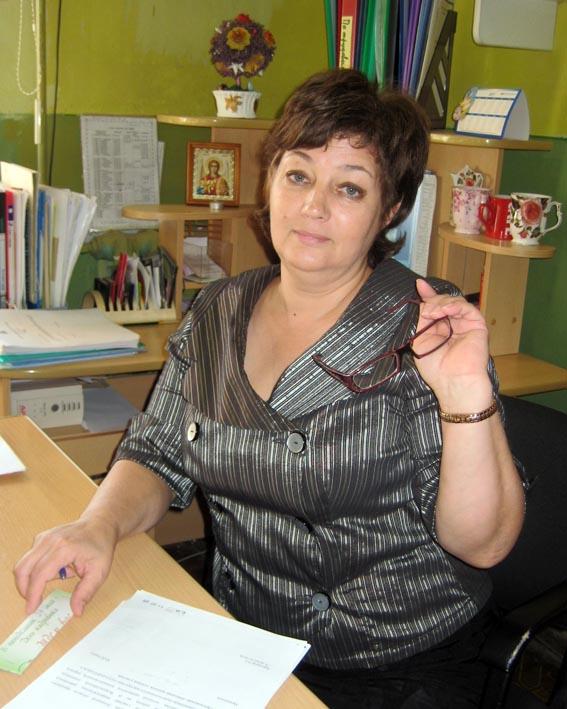 Петрова Елена Ивановна