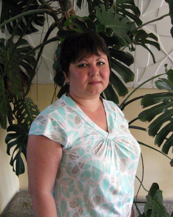 Балашова Наталья Владимировна