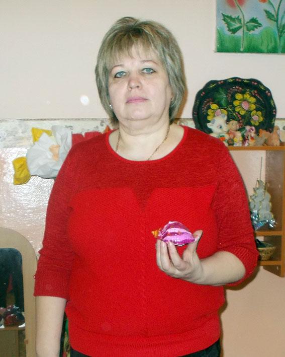 Хомякова Марина Александровна