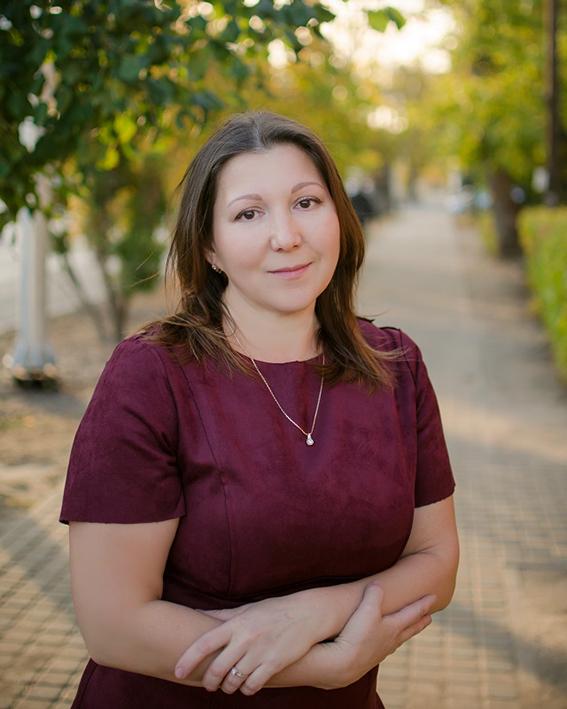Бублик Ирина Викторовна