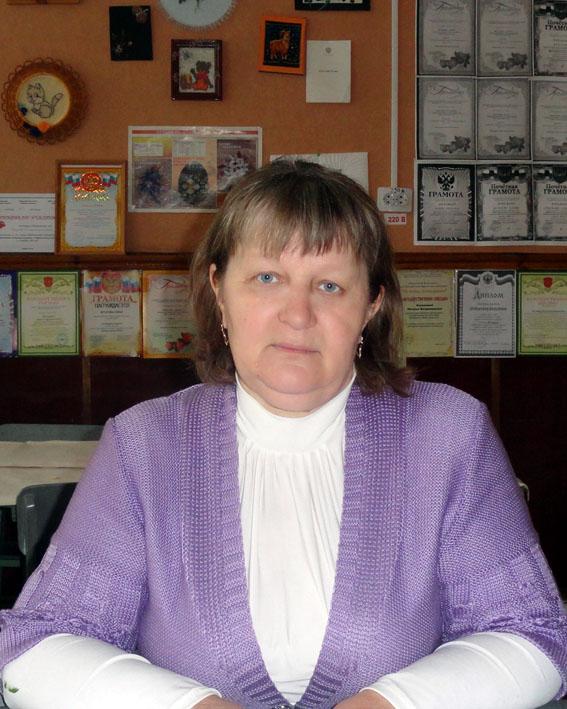 Зуева Наталия Дмитриевна