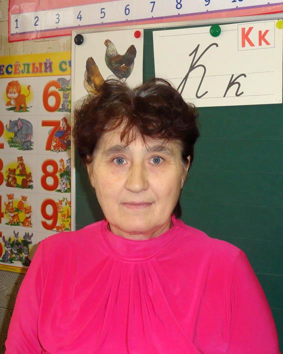 Пушанко Галина Михайловна