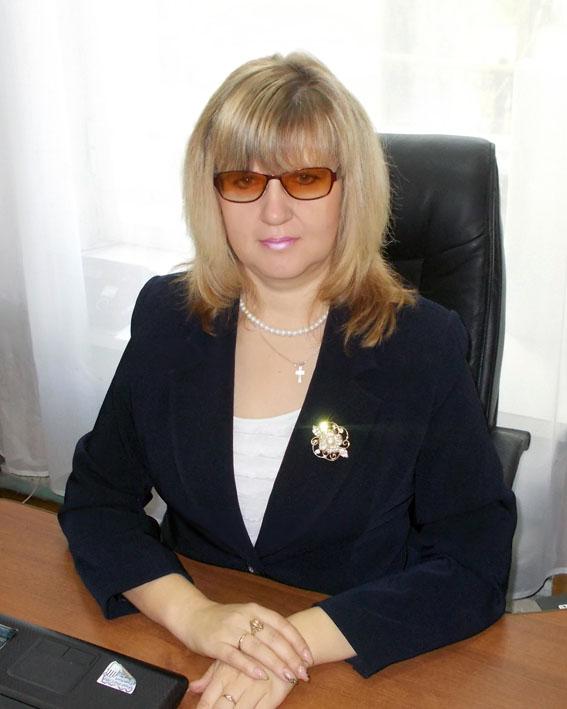 Сахно Людмила Александровна